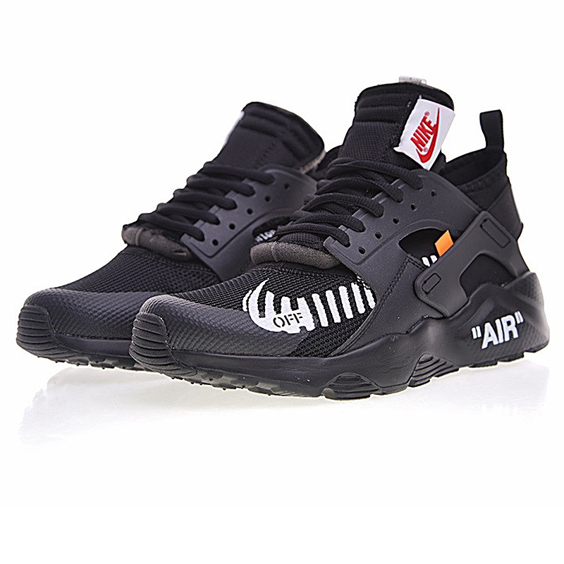 Nike Off-white MT for Air Huarache Men's Breathable Running Shoes,Original Male Sport Sneakers Shoes 1