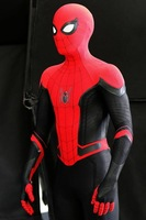 Newest Far From Home Spiderman Costume 3D Printed Spider Man Superhero Costume Cosplay Suit For Adult/Kids /Custom Made