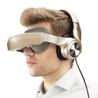 Royole 3D VR очки все в одном с HIFI наушники 3D виртуальной реальности очки сенсорное управление HDMI мобильный кино для ПК