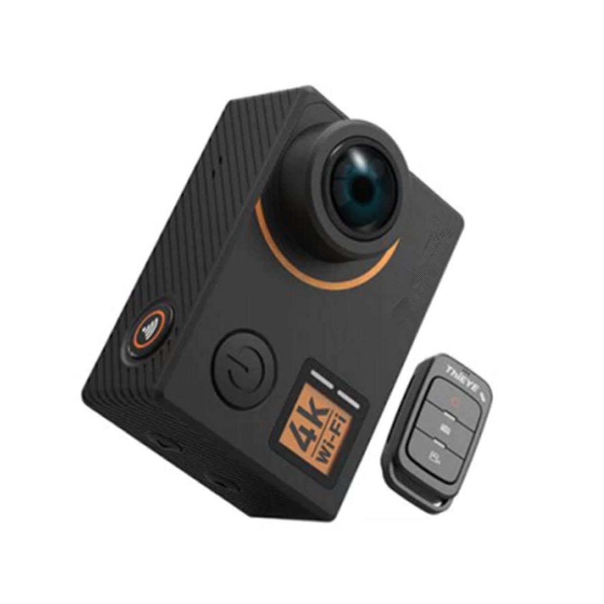 2 ЖК-дисплей Широкий формат Водонепроницаемый T5 Wi-Fi Камера фото Камера 16mp 1080 P Full HD 4x зум Дистанционное управление потребителей Камера