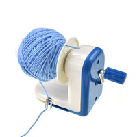 New Hand Operated Yarn Roller Winder String Ball Tool Holder String Winding Machine DIY Needle Arts Craft Sewing Accessories