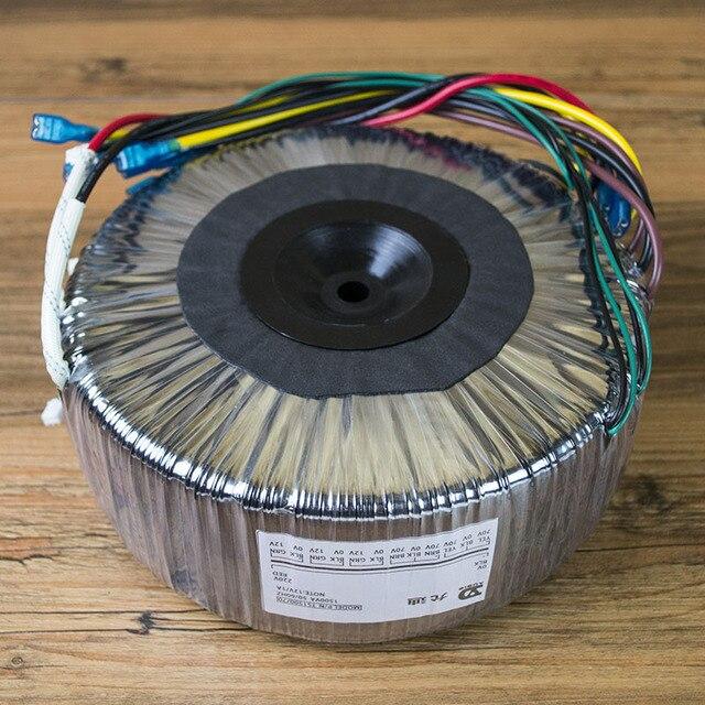 Torroid Transformer Power Wiring - Custom Wiring Diagram •