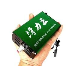 ใหม่ 18000WลอยตัวKing Miniature Miniประหยัดพลังงานอินเวอร์เตอร์ที่มีประสิทธิภาพชุดกระเป๋าBoostหัวขนาดเล็ก