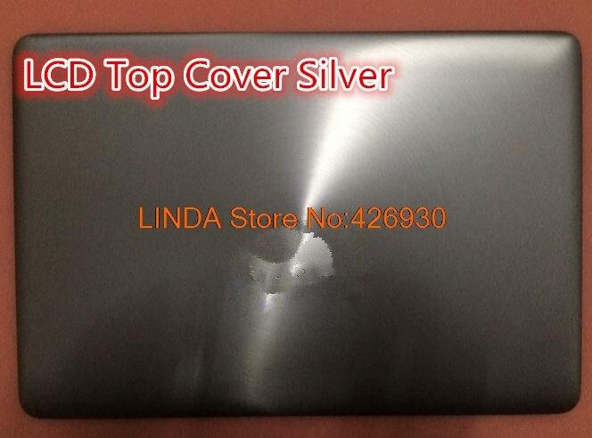 Laptop LCD Top Cover For ASUS N751JX BK3 13NB08K2AM0121 47BK3LCJN10 2D 13NB06K1AP0431 3CBK3BCJN00 3A New original A shell original laptop new lcd top cover for dell for latitude 13 7000 7350 touch screen laptop black back a 4trxy 04trxy am16r000220
