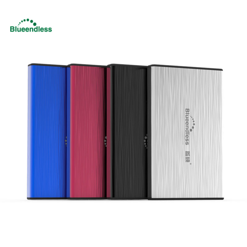 Original New 1 TB 2 TB 500G 2.5'' External Hard Drive USB3.0 HDD Portable External HD Hard Disk for PC Mac Desktop Laptop Server