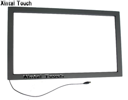 Xintai Touch 55 real 10 points USB multi infrared touch screen,IR touch panel overlay kit,ir infrared touch screen frame
