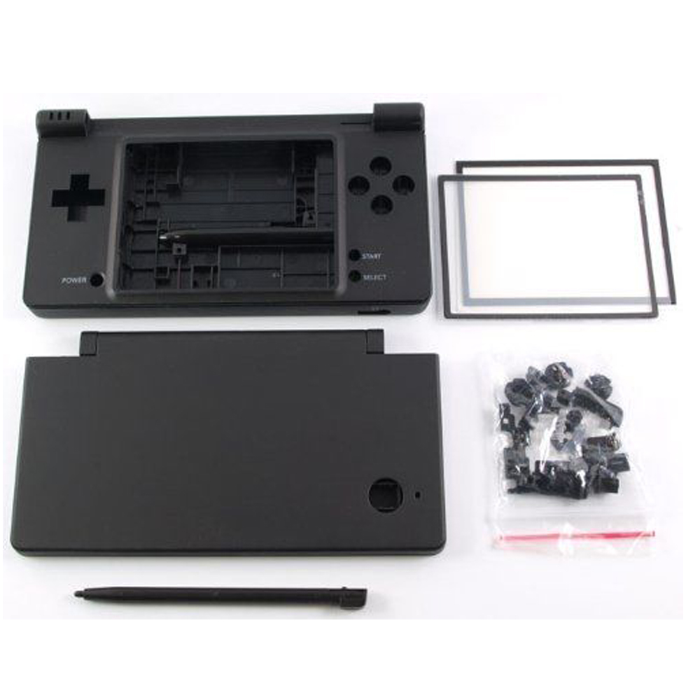High Quality Full Housing Cover Case Replacement Shell With Buttons Screen Lens for Nintendo DSi NDSi Game Console