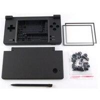 Wysoka Jakość Pełna Obudowa Pokrywa Case Wymiana Shell Z Przyciskami Obiektywu Ekranu dla Nintendo DSi NDSi Konsoli Do Gier