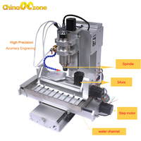 CNC 3040 Cnc Router Cnc Machine 3 4 5 Axis Mini Engraving Machine Woodworking Tools DIY