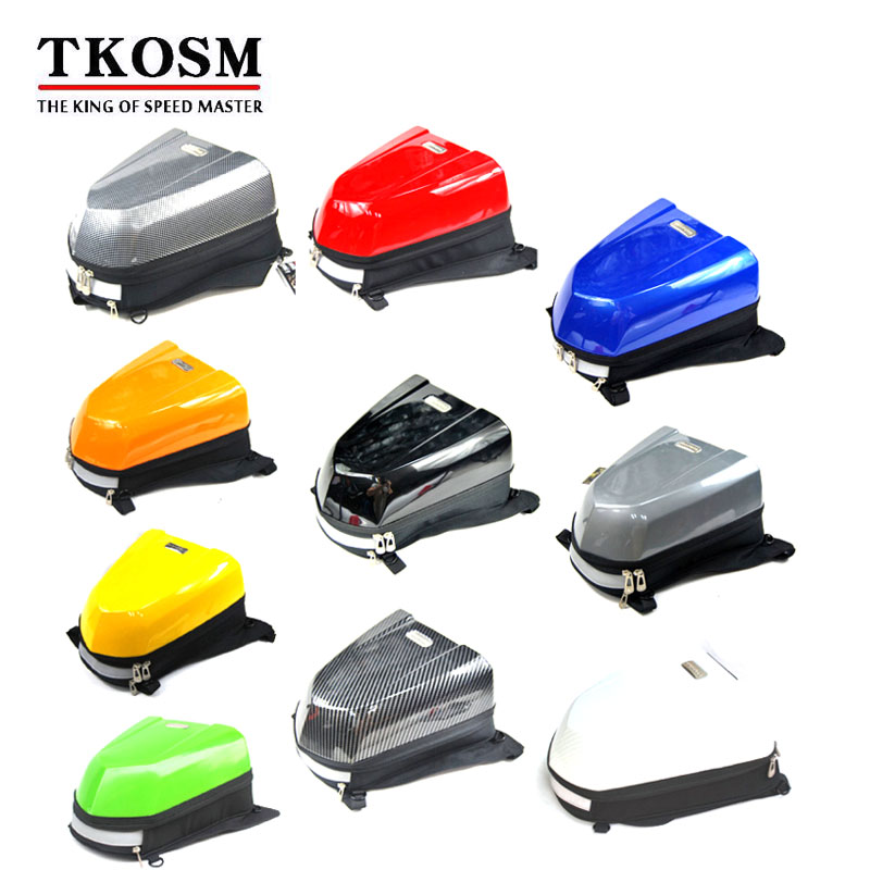 купить TKOSM High Quality 2018 UGLYBROS Tail Bag Motorbike Tank Bags Motorcycle Rear Seat Package Motorbike Rear Package 10 Colors по цене 4234.88 рублей