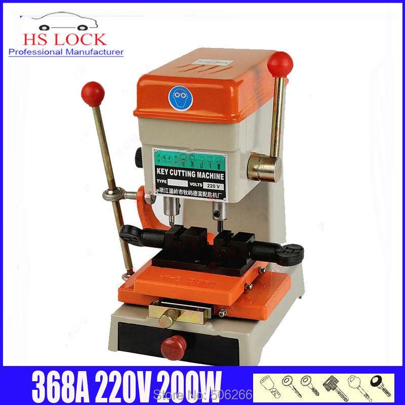 100% original defu 368A key cutting machine 220v 180w car key duplicationg machine made in CHina electric motor parts for defu key cutting machine 368a 339c model 110v 130volts or 220v 240volts
