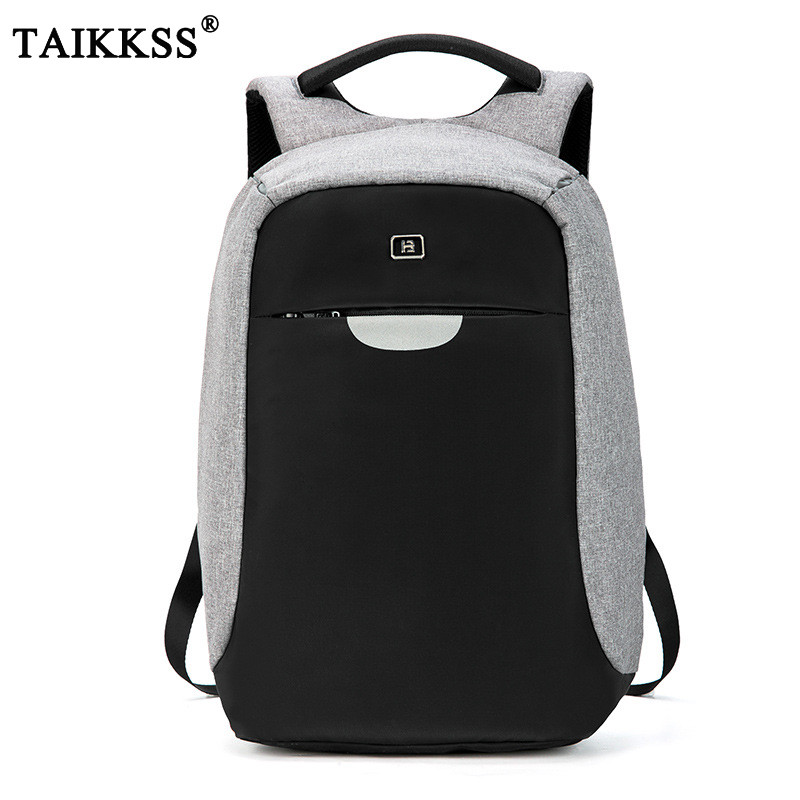 Mens 14 inch laptop backpack computer Bags for Teenagers Multifunctional Backpacks Men Lightweight Travel Backpack USB Charging