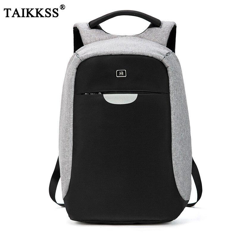 Sac à dos pour ordinateur portable 14 pouces pour hommes sacs d'ordinateur pour adolescents sacs à dos multifonctions hommes sac à dos de voyage léger chargement USB