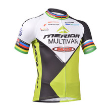 2016 PRO Team MERIDA Cycling Jerseys Mtb bike Clothing Bicycle Clothes Short Sleeve Maillot Ropa Ciclismo outdoor sport shirt