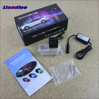 Car Light For Chevy Chevrolet Sail 2010 2014 Laser Shoot Lamp Prevent Collision Warning Fog Tail