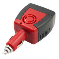 1pcs cigarette lighter Power Supply 150W 12V DC to 220V AC Car Power Inverter Adapter with USB Charger Port Drop Shipping~ Hot
