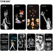YIMAOC Queen Freddie Mercury สำหรับ Huawei Mate 30 20 Honor Y7 7a 7c 8c 8x9 10 Nova 3i 3 Lite Pro Y6 2018 P30 P(China)