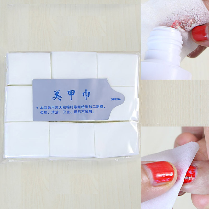 Nails Tool 900Pcs/Pack Nail Sticker & Decal Nail Art Tips Manicure Polish Remover Clean  ...