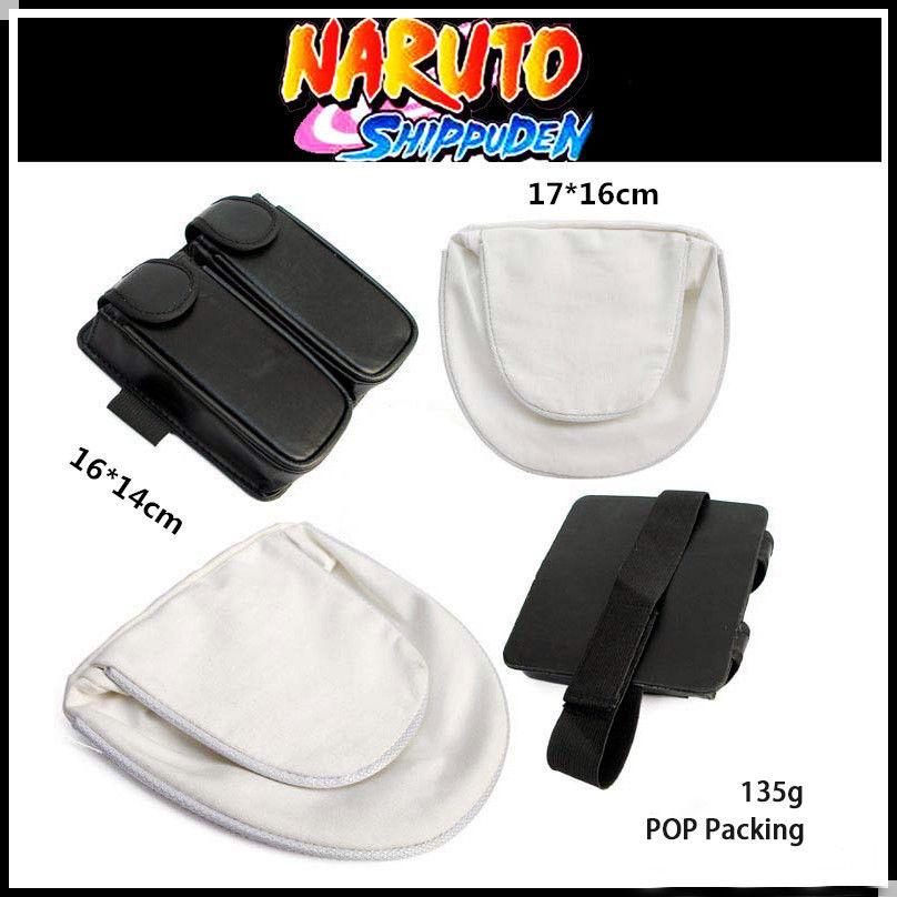 Uzumaki Kakashi Kunai Waist Bag And Leg Ninja Cosplay Prop Clothing