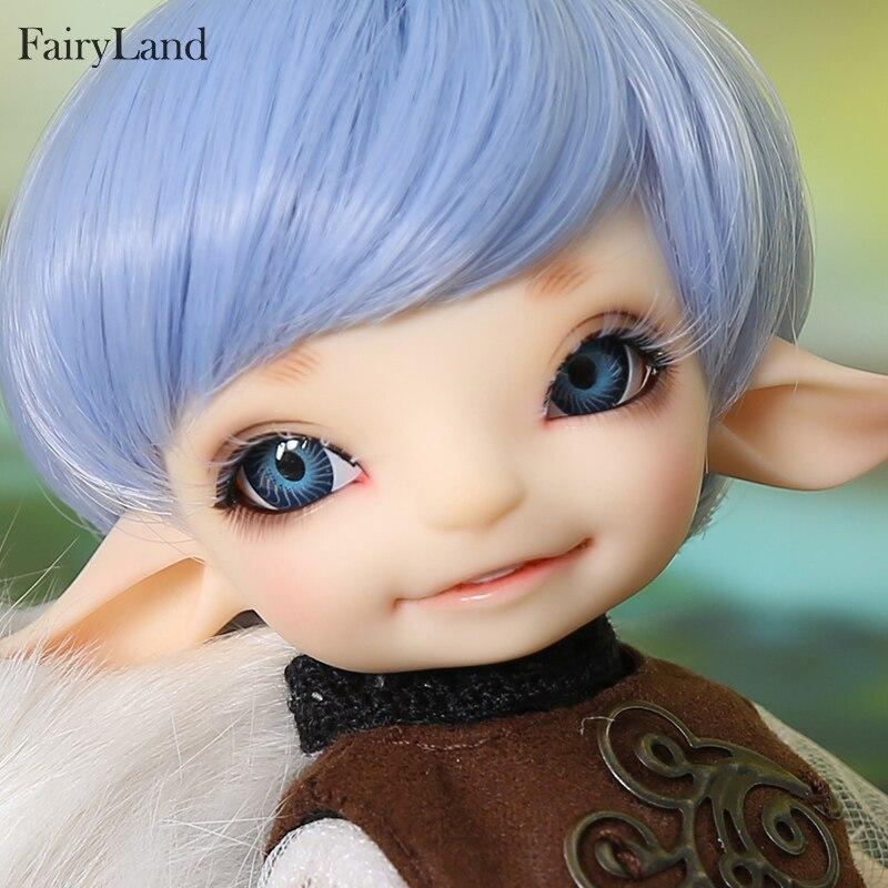 Image 3 - Fairyland RealFee Pano 1/7 BJD куклы из смолы SD игрушки для  детей друзья сюрприз подарок для мальчиков девочек день рожденияКуклы