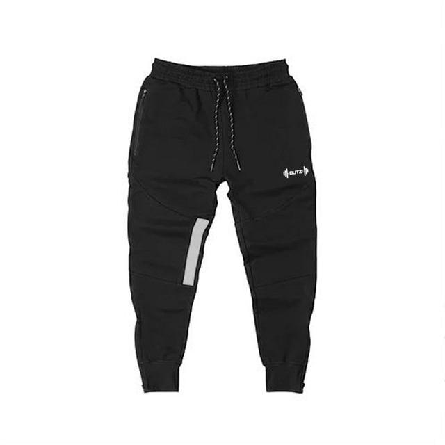 muscle men's Sweatpants fitness training joggers casual Autumn cotton Sweatpants Fashion streetwear pants men Elastic waistband 6