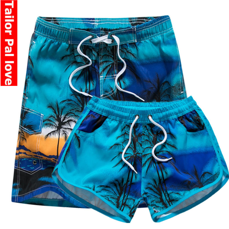 Set Vertical Stories Social Networks Anniversary Holidays Mens Swim Surfing Beach Trunks Quick Dry Board Shorts with Pockets