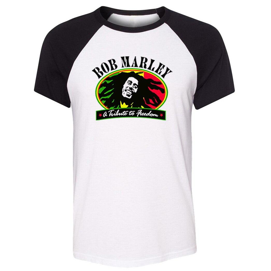 Bob Marley Hip Hop Funny T Shirt Men Women Boy Girl Prince Eric T-shirt Star Wars Face Of War Fitness Cotton Tshirt Street Tops