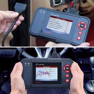 Image 5 - Uruchom X431 Creader VII Plus VII + samochodowy czytnik kodów OBD2 OBD 2 skaner uruchom CRP123 narzędzie diagnostyczne OBDII skaner samochodowy