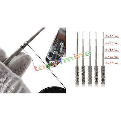 Super micro metal mestre vape ferramenta bobina gabarito para cigarro eletrônico atomizador wick fio embrulho kit enrolador