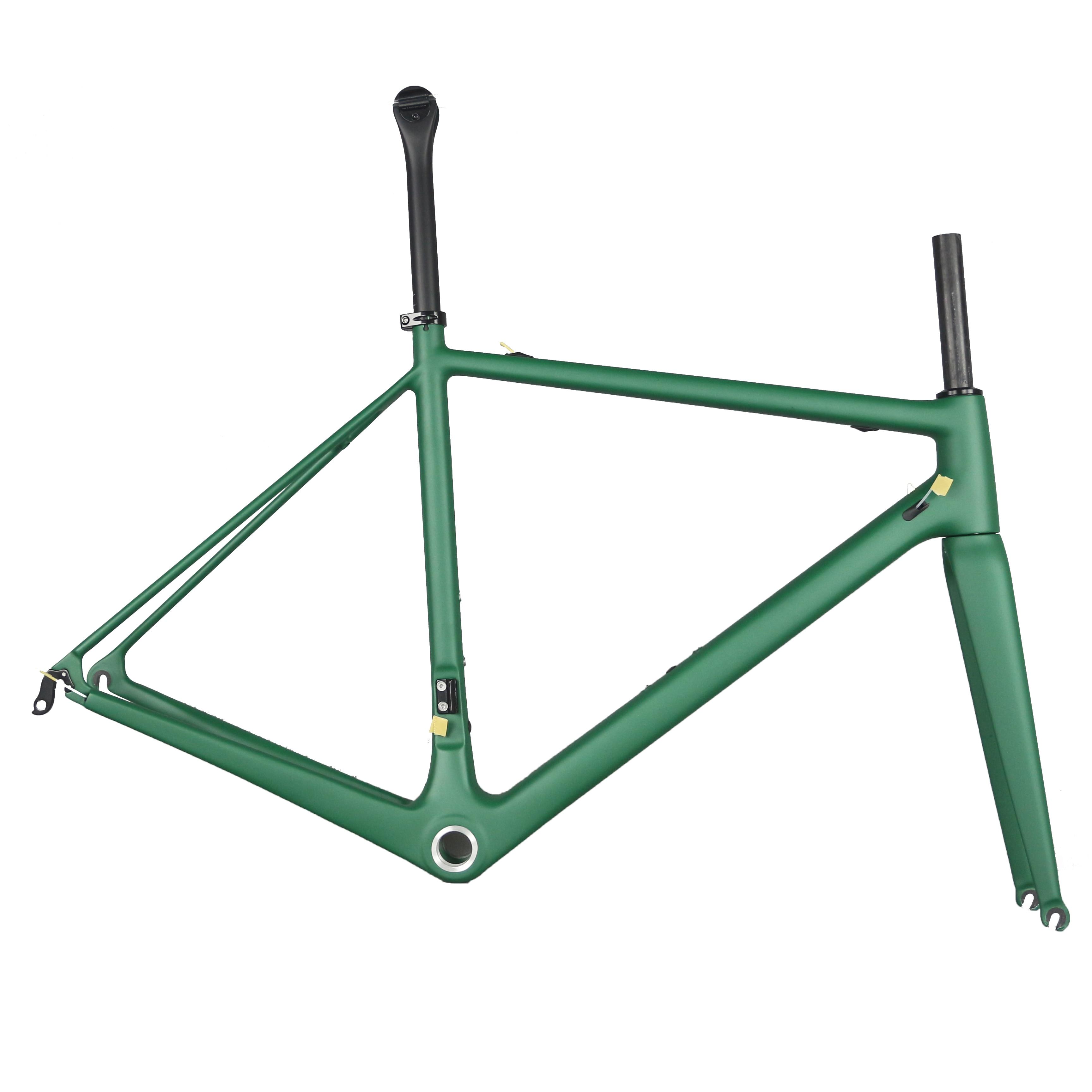 Nouveau cadre carbone vélo de route série DI2 FM066, cadre ultra léger en gros. acceptez les cadres de vélo peints sur mesure