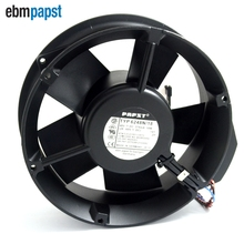 ebm papst 6248N/18 DC 48V 375mA 5-wire 6-pin connector 120mm Server Cooling Round fan