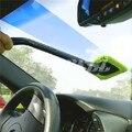 Ts15 популярный автомобиль для укладки детализация автостекла мыть 100% микрофибра стекла щетка Windsheild окна автомобиля пылесос