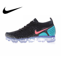 NIKE AIR VAPORMAX FLYKNIT 2.0 Original Authentic Mens Running Shoes Sport Outdoor Sneakers Breathable comfortable durable 942842