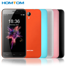 "HOMTOM HT3 Pro MTK6735 Quad Core 1.3GHz Cell Phone 5.0"" Android 5.1 RAM 2GB ROM 16GB 3000mAh WCDMA 4G 1280*720p Smart phone"