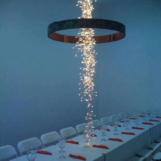 Waterproof Starry String Lights Bendable Led Lights Room