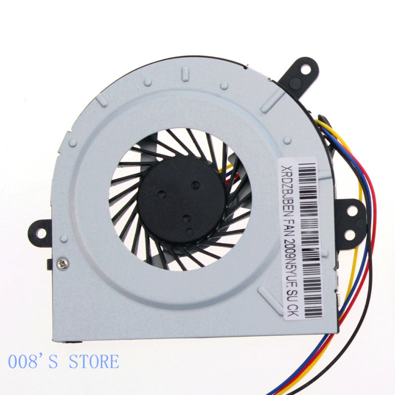 New Laptop CPU Cooler Fan For Lenovo Ideapad S300 S310 S400 S405 ...