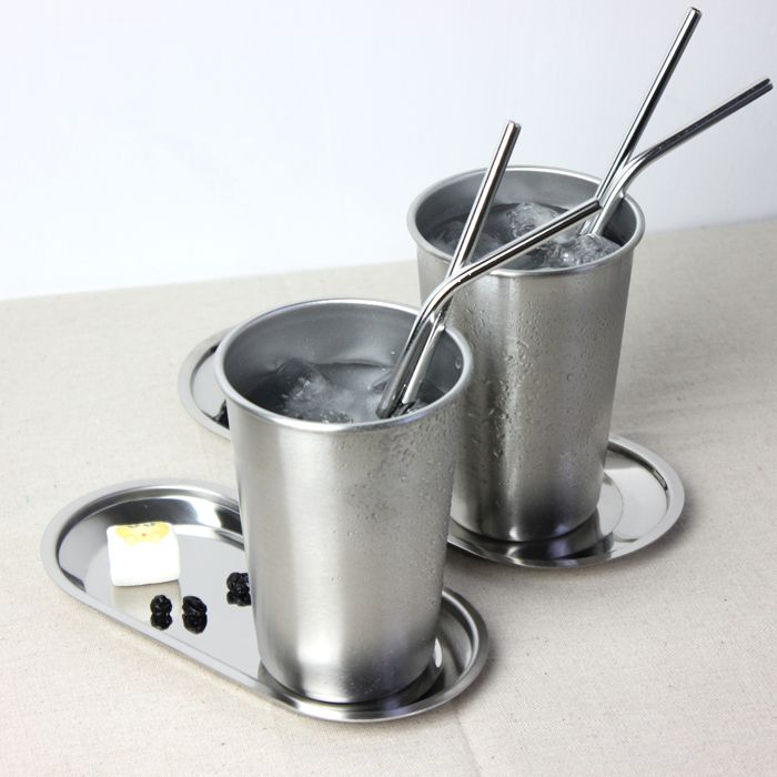 500ml Plated Barrel Hammered Moscow Mule Mug Coffee Cup Beer Cup brief metal my bootle D ...