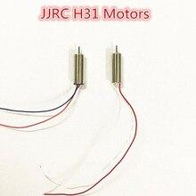 Venda quente Mini JJRC H31-008 CW & CCW Motor Rotor para RC Drone Quadcopter Peças De Reposição