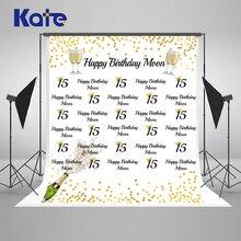 Kate 10ft White 16th Birthday Photocall Background Photography  Photography Background Beer Bottle Fotografie Achtergronden digitale spiegelreflex–fotografie fur dummies