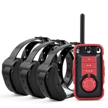 Pet Dog Training Collar Remote Control 880 Yards Electric Collar Static Shock Vibration Beep Waterproof Rechargeable Anti Bark цена