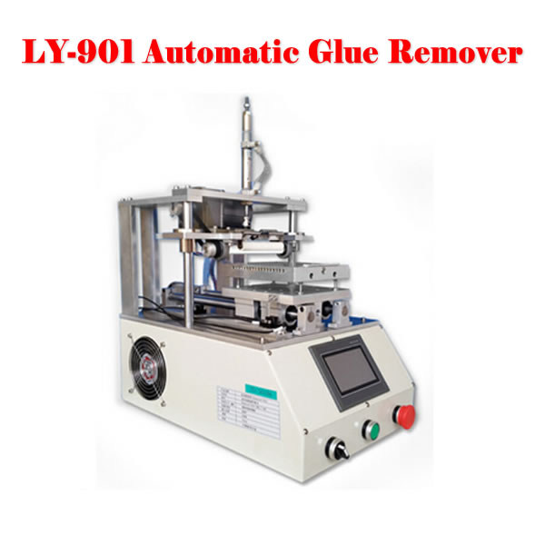 LY 901 automatic Touch screen oca glue removing machine for mobile phone lcd screen refurbishment gametrix kw 901