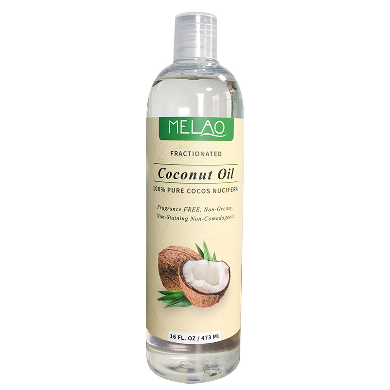 100% Natural Organic Extra Virgin Coconut Oil Thailand Best Cold Press Coconut Oil Skin Hair Care Pure Fractionated Coconut Oil 7