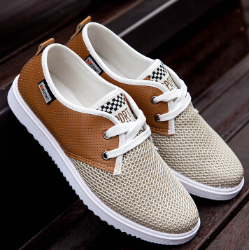 b446e9100a260d Free shipping spring and summer men s shoes
