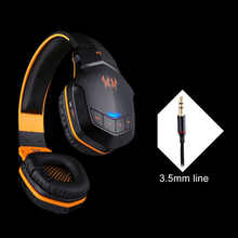 YCDC B3505 Gaming Headset Bluetooth Headphone with Quantity Management Microphone HiFi Construct-in NFC Operate for Gamer Fone De Ouvido