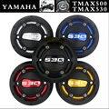 CNC Cubierta del Motor Cubierta Protectora De Aluminio PARA YAMAHA TMAX 530 500 Envío Libre