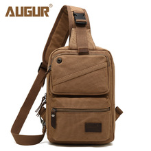 Chest Bag Men Sling Bolso Hombre Explorer Shoulder Casual Canvas Bolsos De Messenger Tight Bags for