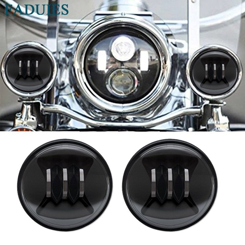 FADUIES Super bright 40W Led motorcycle headlight 4-1/2