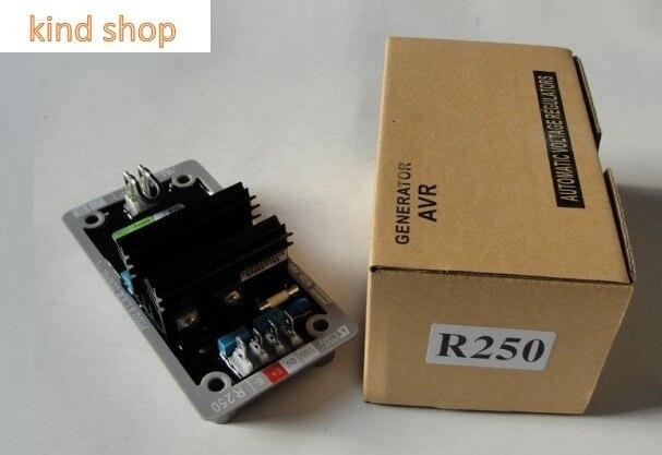 R250 Automatic Voltage Regulator AVR for Generator Alternator automatic voltage regulator avr r250 for alternator