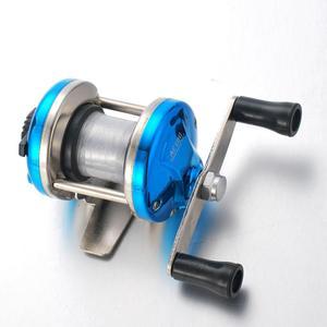 Mounchain Mini Metalen Bait Casting Spinning Reel Ijsvissen Reel Vis Water Wiel Baitcast Roller Reel Spinning Vissen Wiel(China)