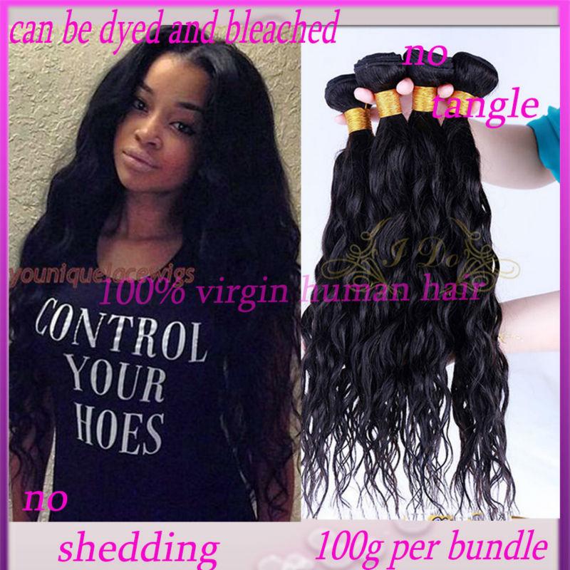 ali pop brazilian natural wave weave virgin hair 5bundles lot 8